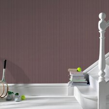 "Spirit 32.8' x 20.5"" Evita Stripes Embossed Wallpaper"