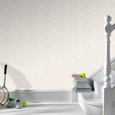 """Paintable 33' x 20.5"""" Floral and Botanical 3D Embossed Wallpaper"""