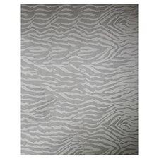 "33' x 20"" Zebra Print Wallpaper"