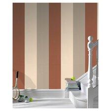 "Spirit 33' x 20.5"" Stripes Wallpaper"
