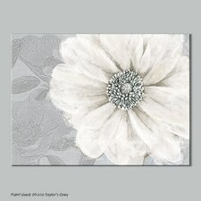 Harrogate Bloom Graphic Art on Wrapped Canvas