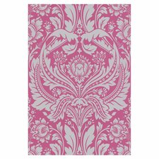 "Spirit 33' x 20.5"" Damask Wallpaper"
