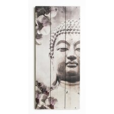 Summer 2015 Buddah Photographic Print Plaque