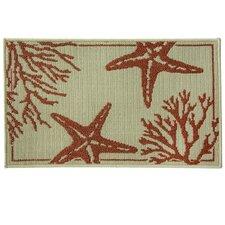 Reliance Coral Starfish Area Rug