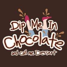 Dip Me in Chocolate Apron