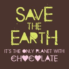 Save the Earth Apron