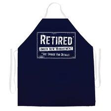 Retired New Mangement Apron
