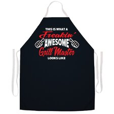 Freakin' Awesome Grill Apron
