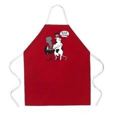 Cow BBQ Apron