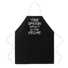 Your Opinion Apron