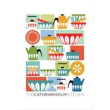 Poster Cathrineholm Kitchen, Grafikdruck