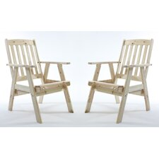 Vabergy Folding Chair Set (Set of 2)