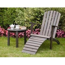 Adirondack Falun Lounge Chair
