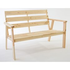 Gartenbank Hanko aus Holz