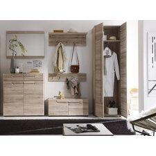6-tlg. Garderoben-Set Style