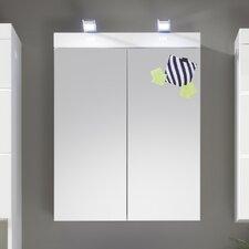60 cm x 77 cm Spiegelschrank