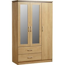 Rosset 3 Door Wardrobe