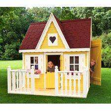 Spielhaus-Set Ripoli mit Veranda