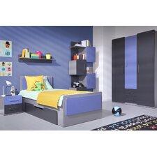 5-tlg. Schlafzimmer-Set Liwia