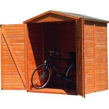 1,7 m x 0,8 m Fahrradgarage Bergamo