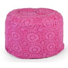Pouf Coco Crochet