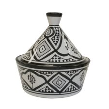 Round Tagine with Lid
