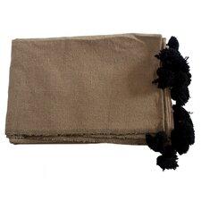 Herringbone Cotton Throw Blanket