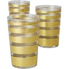 Luxury Ring Tea Glass (Set of 6)