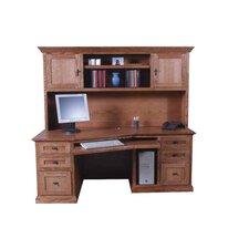 Angled Computer Desk