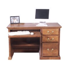 Computer Desk with Keyboard Pullout