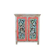 Visal 2 Door Cabinet