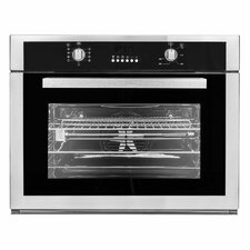 "Cosmo 30"" Convection Electric Single Wall Oven"
