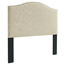 Selma Nailhead Upholstered Headboard