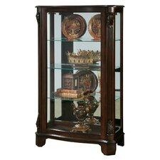 Mantel Curio Cabinet