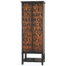 Accents Bar Cabinet with Wine Storage