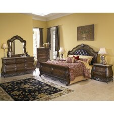 Birkhaven Sleigh Customizable Bedroom Set