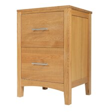 Hereford 2 Drawer Filing Cabinet