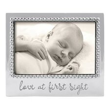 """Statements """"Love At First Sight"""" Picture Frame"""