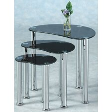 Cara 3 Piece Nest of Tables