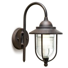 Sirena 1 Light Outdoor Wall Lantern