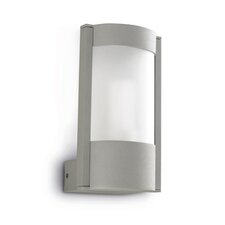Hebe 1 Light Outdoor Sconce