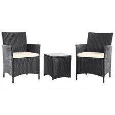 2 Seater Conversation Set with Cushions