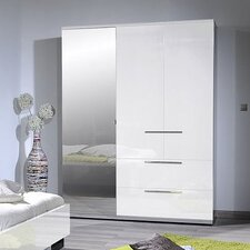 Sunrise 36 3 Door Wardrobe