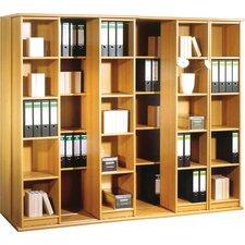 190 cm Bücherregal Office