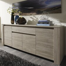 Elisa 4 Door 1 Drawer Sideboard