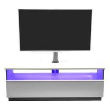 Glasfront für TV-Ständer