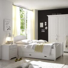 3-tlg. Schlafzimmer-Set Premium Rosbarnagh