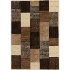 King William Brown Area Rug