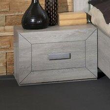Nachttisch Bonnington mit 1 Schublade