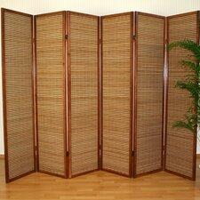 Raumteiler, 6-teilig, 175 x 264 cm